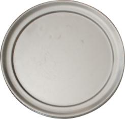 Charola de Aluminio para Pizza 18″