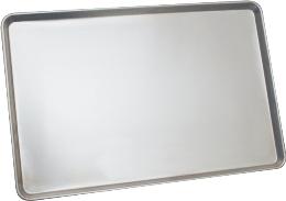 Charola de Aluminio Panadera 30cm x 50cm