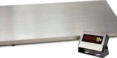 Plataforma Acero Inoxidable 1.5m x 1.5m