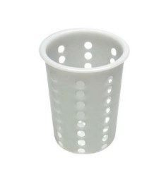 Cilindro para Portacubiertos Plastico